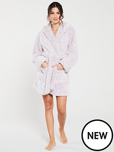 v-by-very-frosted-feather-fleece-robe-heather