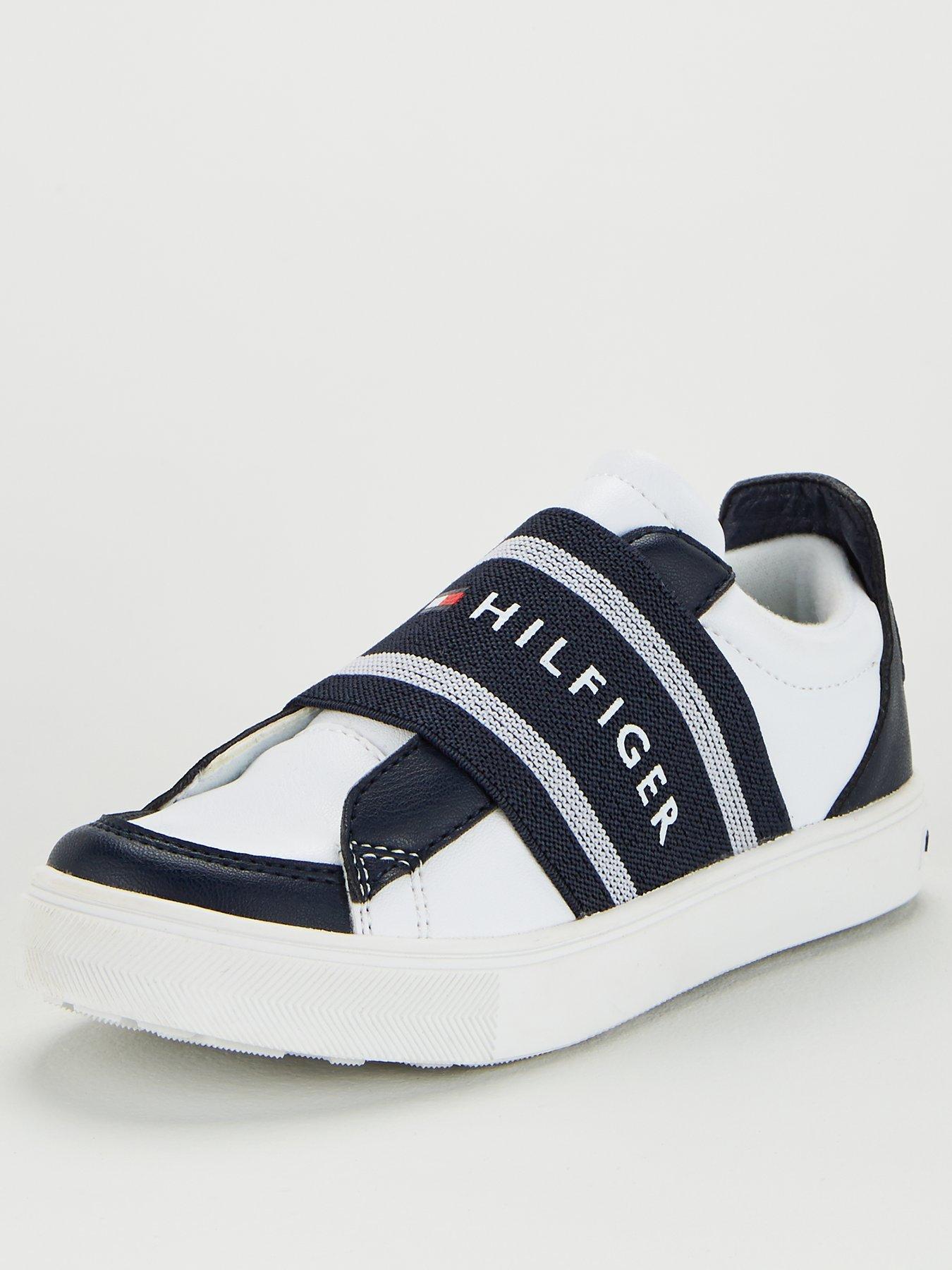 Tommy Hilfiger Womens Laddin White Size