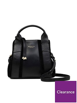 radley-baylis-road-suede-mini-grab-multiway-bag-black