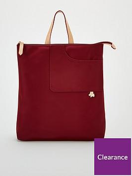 radley-pocket-essentials-backpack-merlot