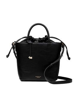 radley-knitters-close-small-drawstring-bucket-bag-black