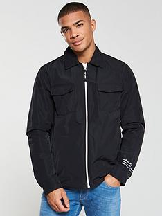 replay-lined-coach-jacket