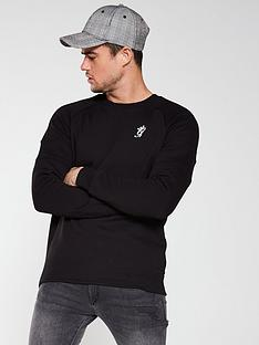 gym-king-core-plus-sweatshirt-black