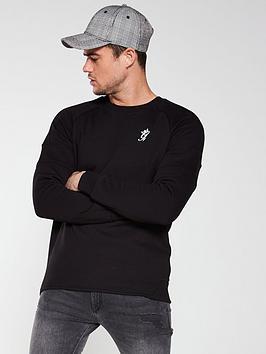 gym-king-core-plus-sweatshirt-black