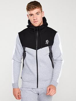 gym-king-koen-hoodie-monochrome