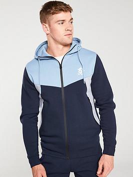 gym-king-koen-hoodie-navy