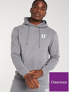 11-degrees-core-pullover-hoodie-grey