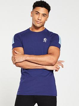 gym-king-core-plus-t-shirt-navy