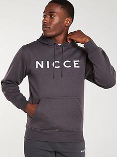 nicce-original-logo-hoodie-grey