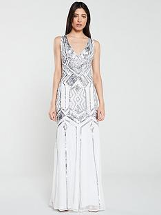 frock-and-frill-gilda-sequin-embellished-maxi-dress-white