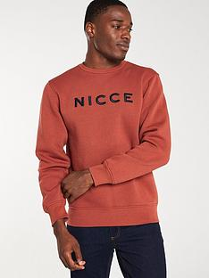nicce-rhodium-oversized-sweater-berry-red