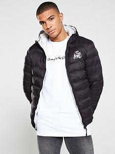 kings-will-dream-stretford-tape-reversible-padded-jacket-blackgrey