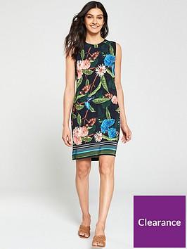 wallis-oriental-butterfly-pinny-dress