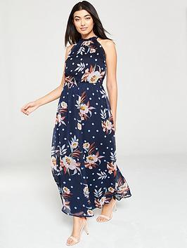 yas-solira-chiffon-maxi-dress-floral-print