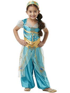 Disney Disney Live Action Jasmine Childs Costume Picture