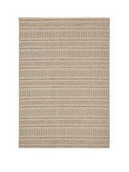 Very Jute-Look Pattern Rug Picture