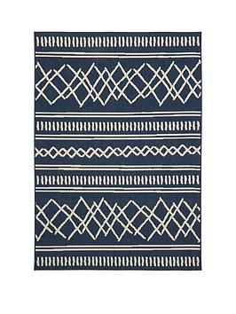 Very Ethnic Indoor/Outdoor Rug Picture