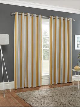 brooklyn-stripe-blockout-eyelet-curtains