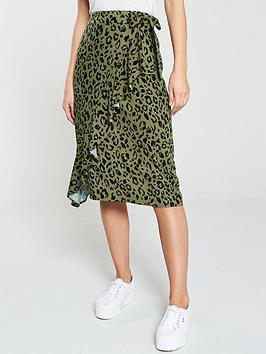 v-by-very-wrap-midi-skirt-leopard-print