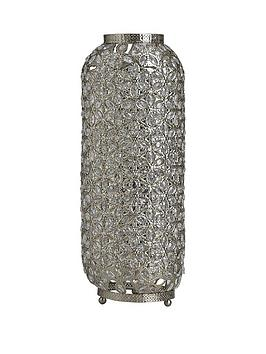 Very Yasmine Silver Floor Lamp Picture