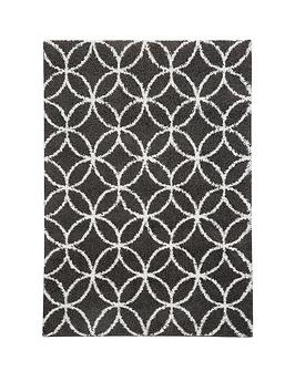 Very Geo Circles Rug Picture
