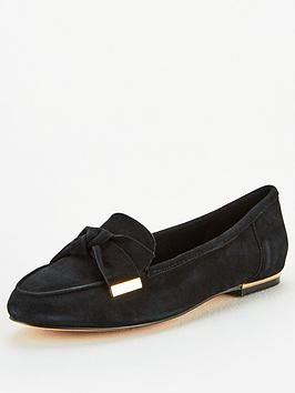office-flannery-loafers-black