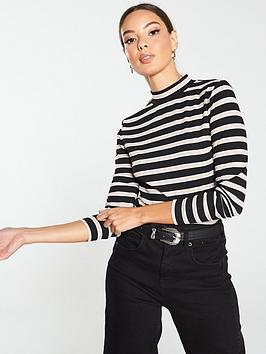 v-by-very-ribbed-striped-turtle-neck-top-stripe