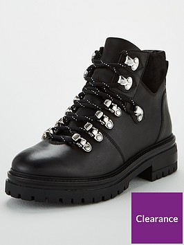 office-above-all-ankle-boots-black