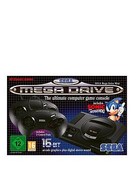 Very  Sega Mega Drive Mini