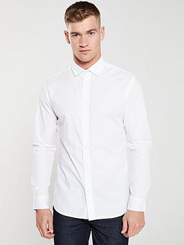Selected Homme Selected Homme Mark Shirt - Bright White Picture