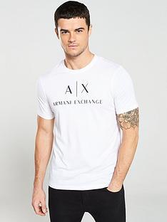 armani-exchange-logo-print-t-shirt-white
