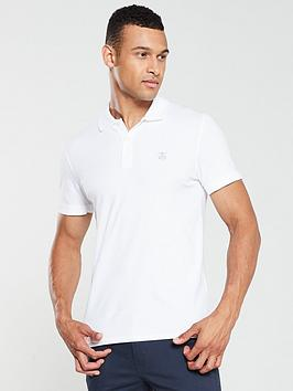 selected-homme-haro-short-sleeved-embroidered-polo-shirt-white