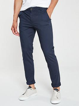 Selected Homme Selected Homme Paris Chinos - Navy Picture