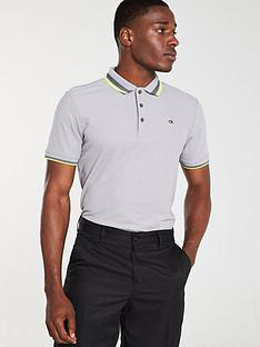 calvin-klein-golf-spark-polo-grey-marl