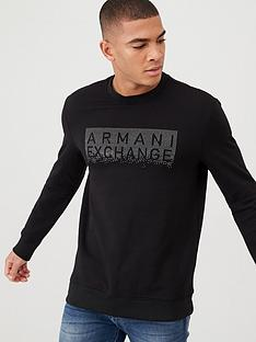 armani-exchange-studded-logo-sweatshirt