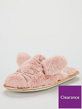 v-by-very-bop-rabbit-novelty-slippers-pink