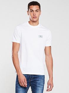 armani-exchange-reflective-logo-t-shirt-white