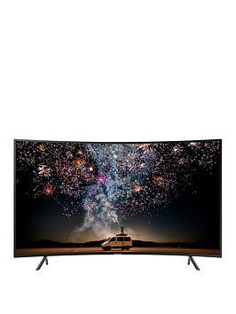 Samsung Samsung Ue55Ru7300Kxxu (2019) 55 Inch, Curved Ultra Hd, 4K  ... Picture
