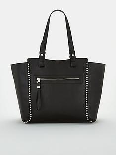 v-by-very-jada-studded-tote-black