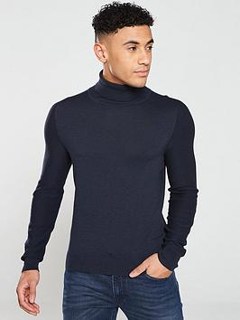boss-kamerlos-roll-neck-jumper