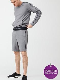 calvin-klein-performance-active-icon-shorts-grey