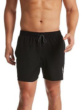 nike-5-inch-perforated-swoosh-swim-shorts-black