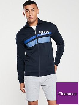 boss-bodywear-authentic-zip-jacket-navy