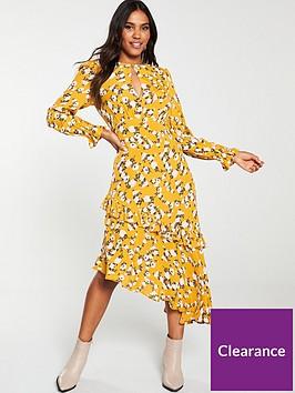 v-by-very-asymmetricnbspruffle-midi-dress-print