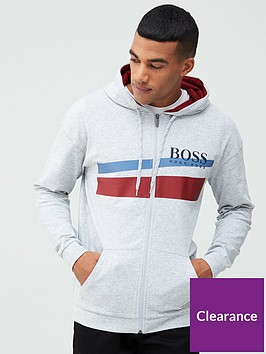 boss-lounge-wear-authentic-hoodie-grey
