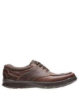 Clarks Clarks Cotrell Edge Shoes - Brown Picture