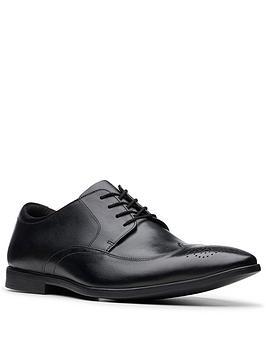 clarks-bampton-wing-shoes-black