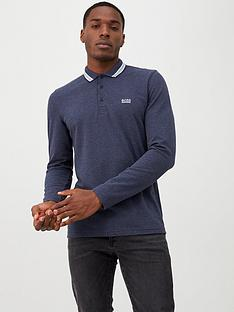 boss-plisy-polo-shirt-navy