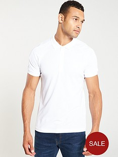 boss-athleisure-paule-2-slim-fit-taped-sleeve-polo-shirt-white