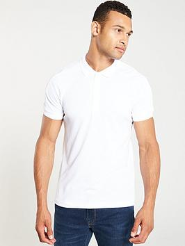 boss-athleisure-paule-2-slim-fit-taped-sleeve-polo-shirts-white